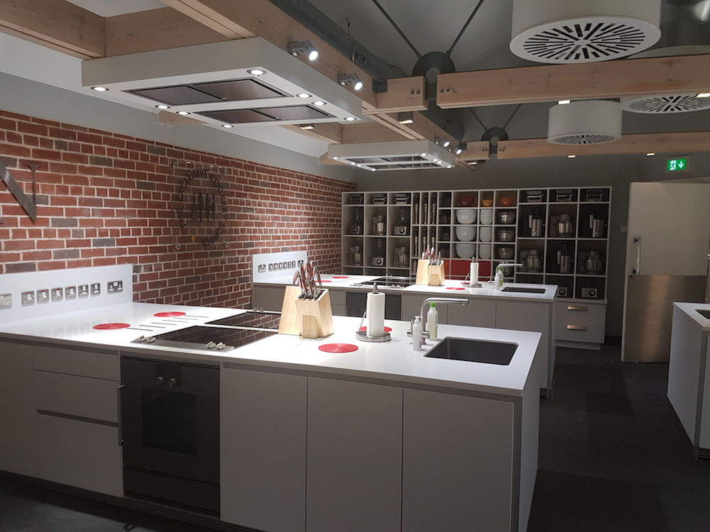 Seasons state of the art cookery school