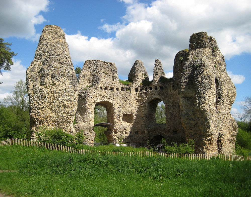 Odiham Castle - Image by BabelStone