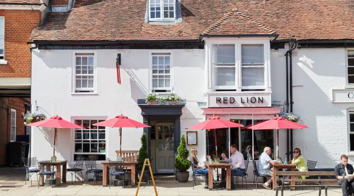 Red Lion Exterior slide