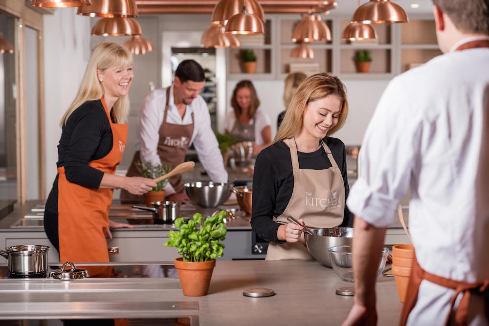 Cooking classes leamington spa