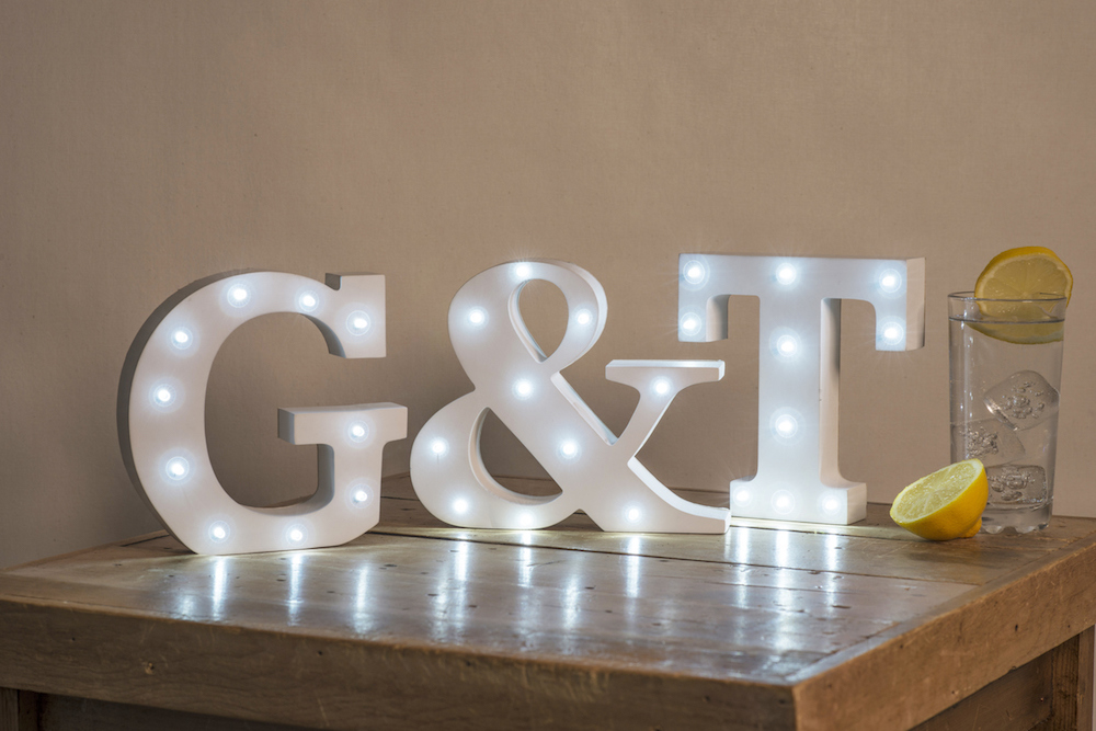 G&T sign