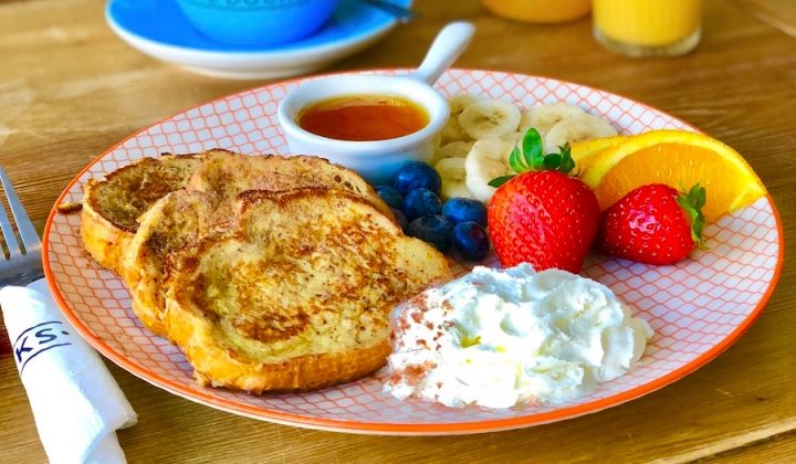 Docks copy slide Image french toast