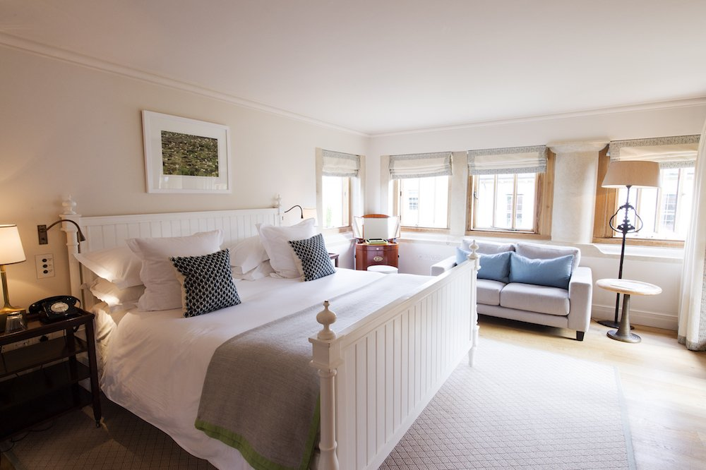 Lime Wood Hotel Lyndhurst New Forest Hampshire Bedroom Hotel Luxury