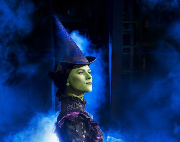Wicked Witch West Southampton Mayflower Musical October