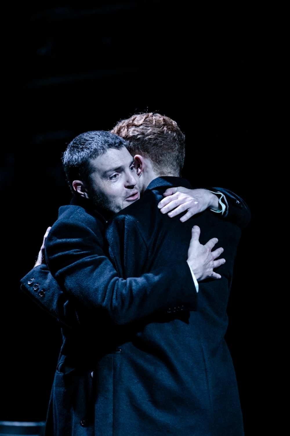 Tom Burke and Samuel Valentine in Don Carlos A Nu[6352]