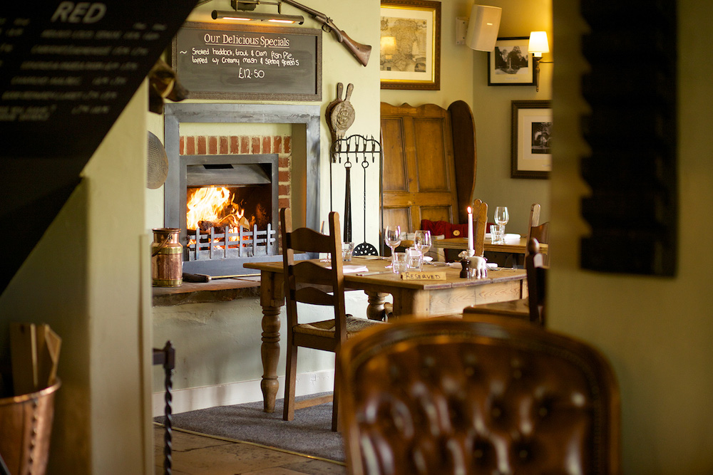 Woolpack Inn alresford hampshire