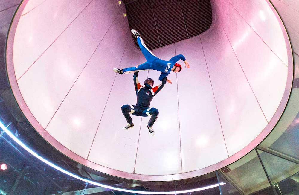indoor skydiving ifly basingstoke