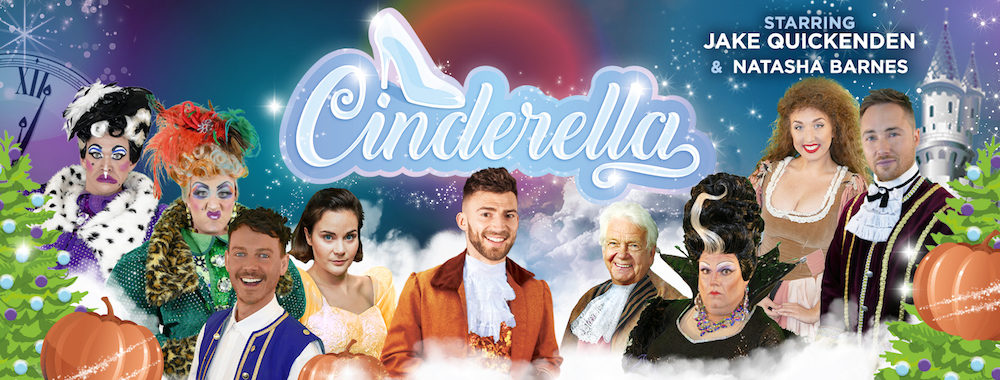 Cinderella 2018 Kings Theatre Southsea