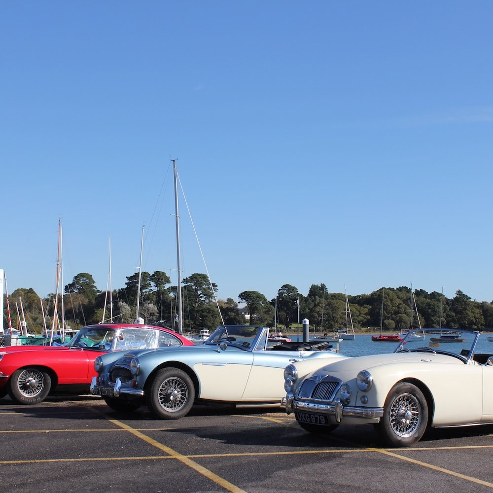 New Forest Classic Cars Waterfront_Square