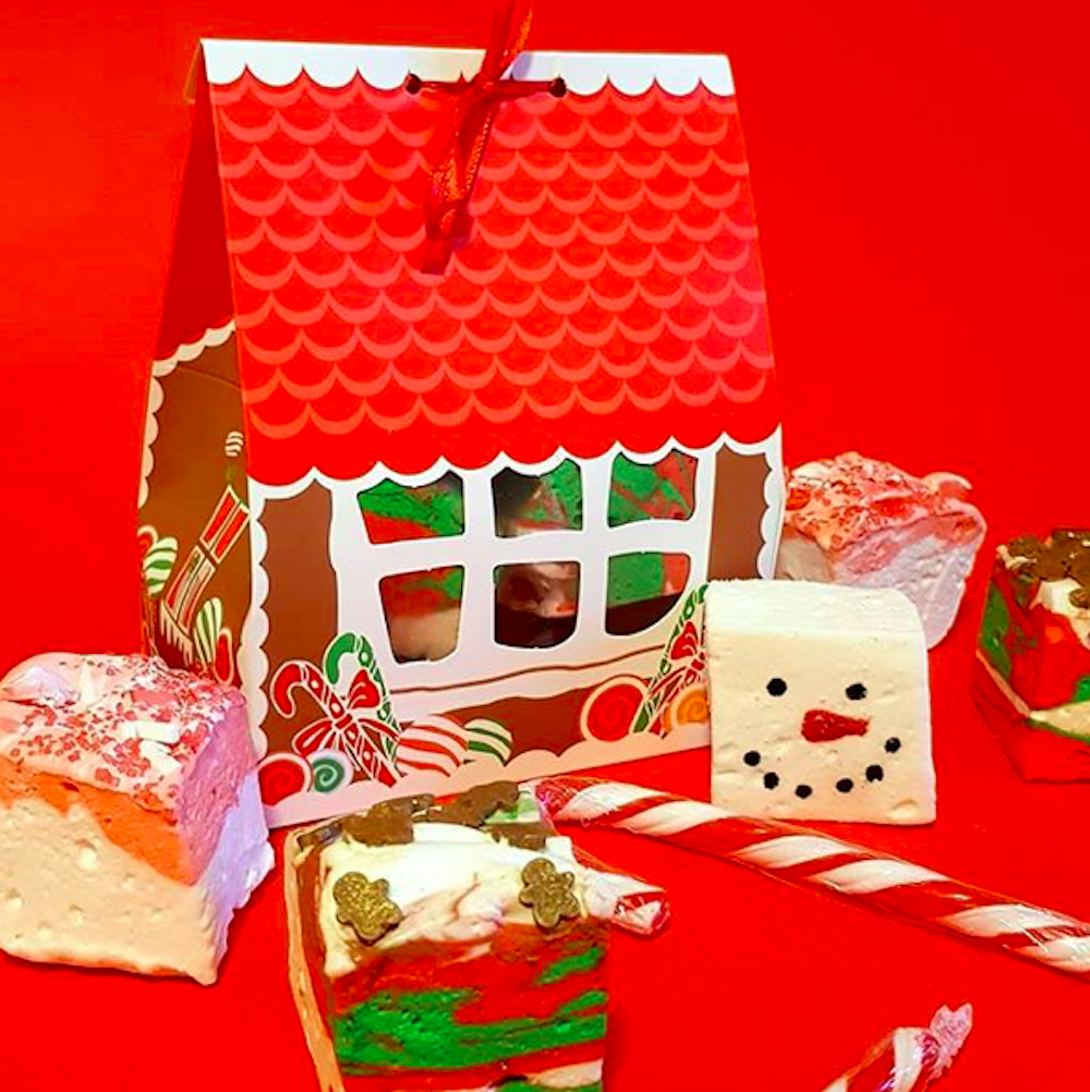 The Whimsical Kitchen Christmas Treats