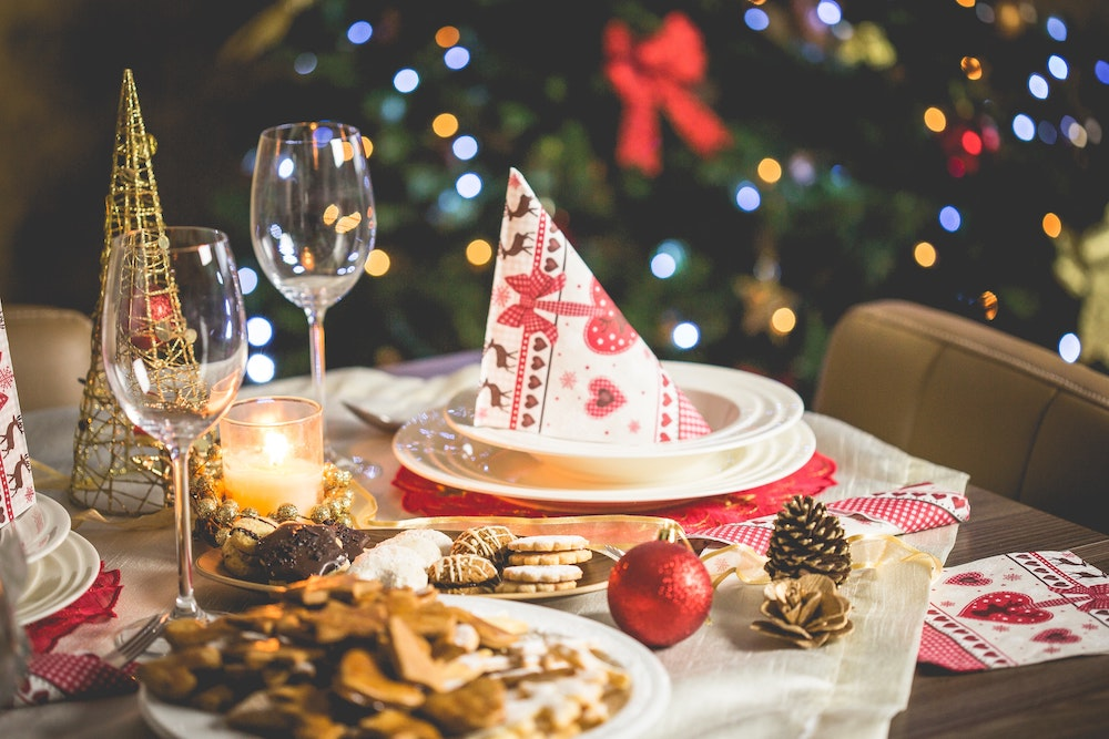 Christmas Dinner Feature Images