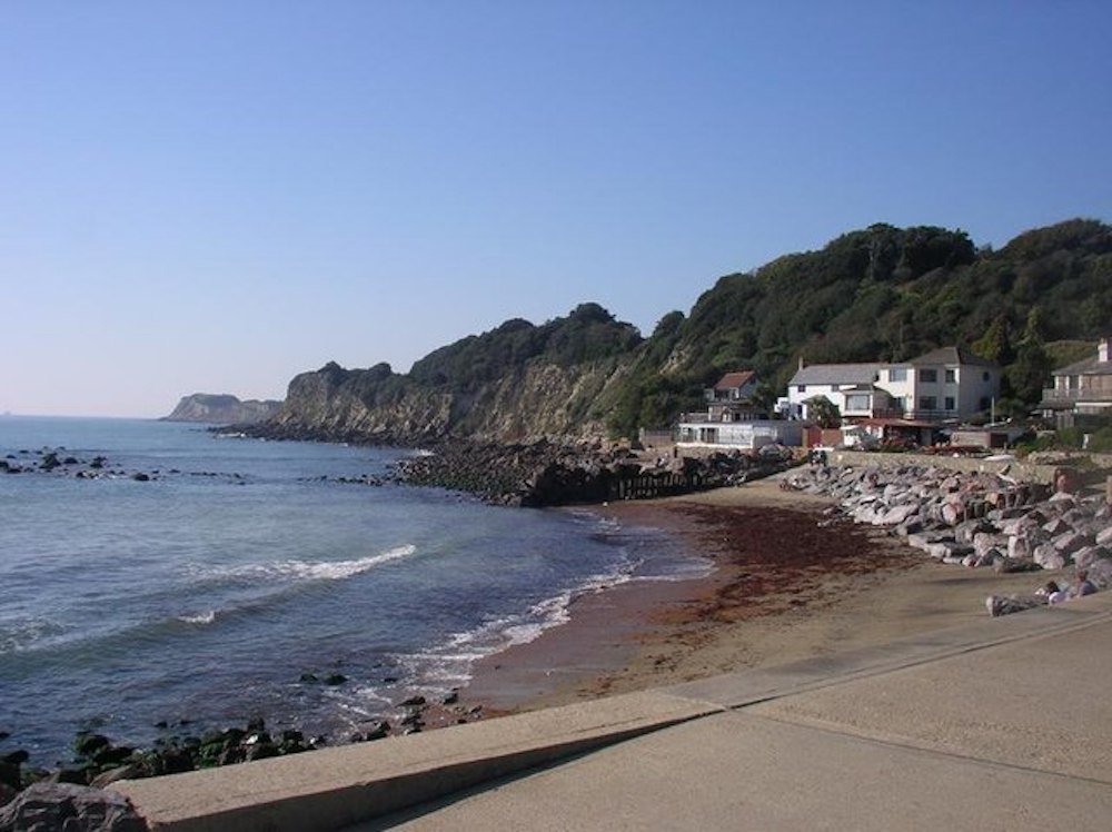 Steephill Cove Phil Kemp