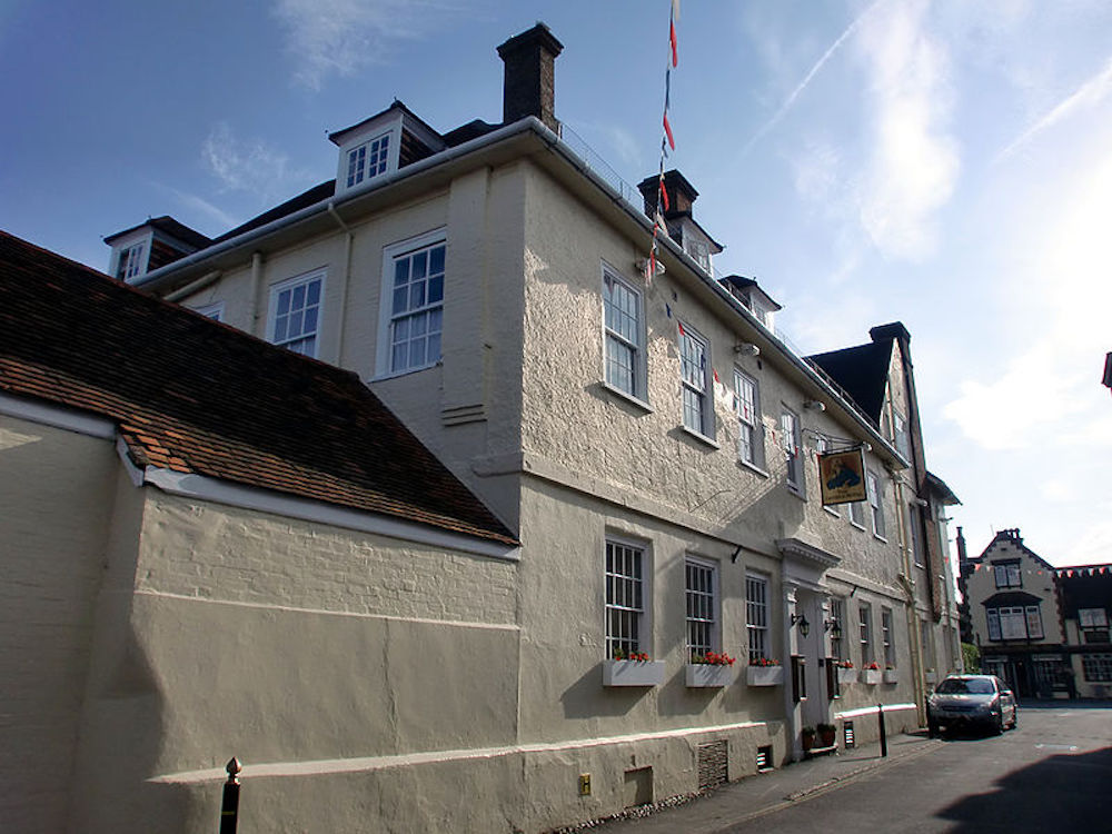 The George Hotel Yarmouth Isle of Wight