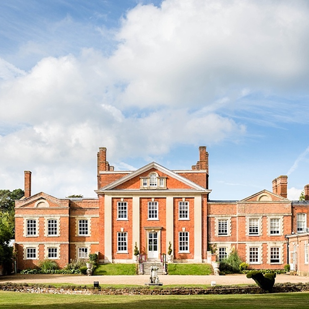 Warbrook Mansion Exterior