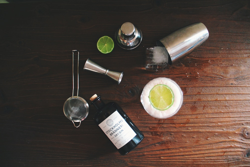 gin and tonic pairing workshop