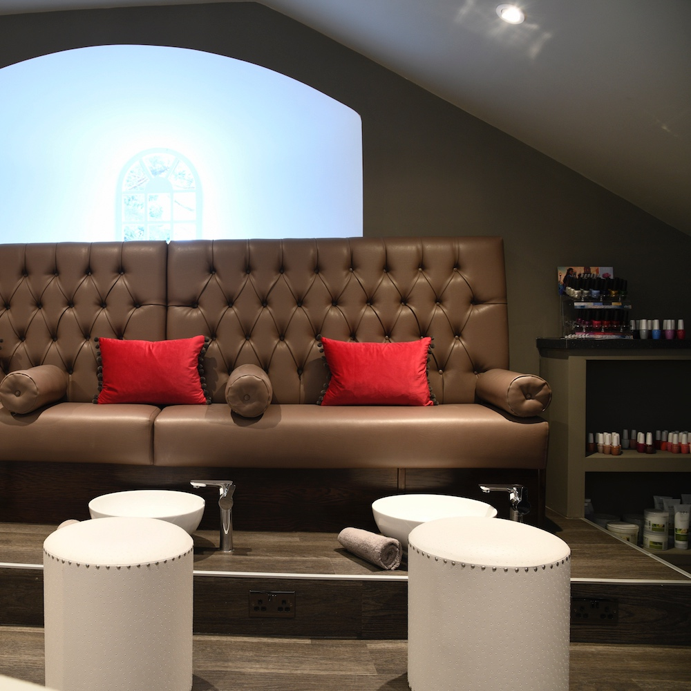 warbrook pedicure lounge