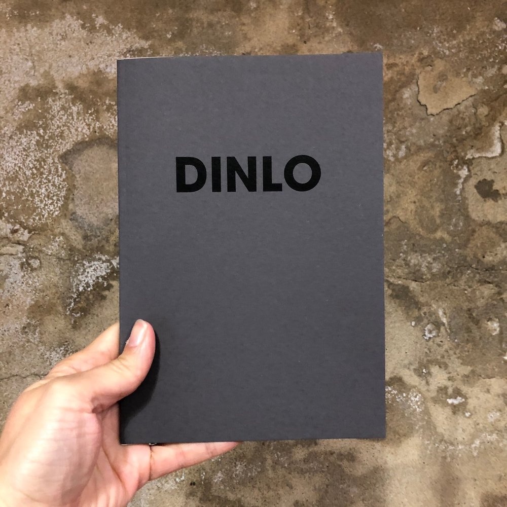 Dinlo a5 book fours and eights