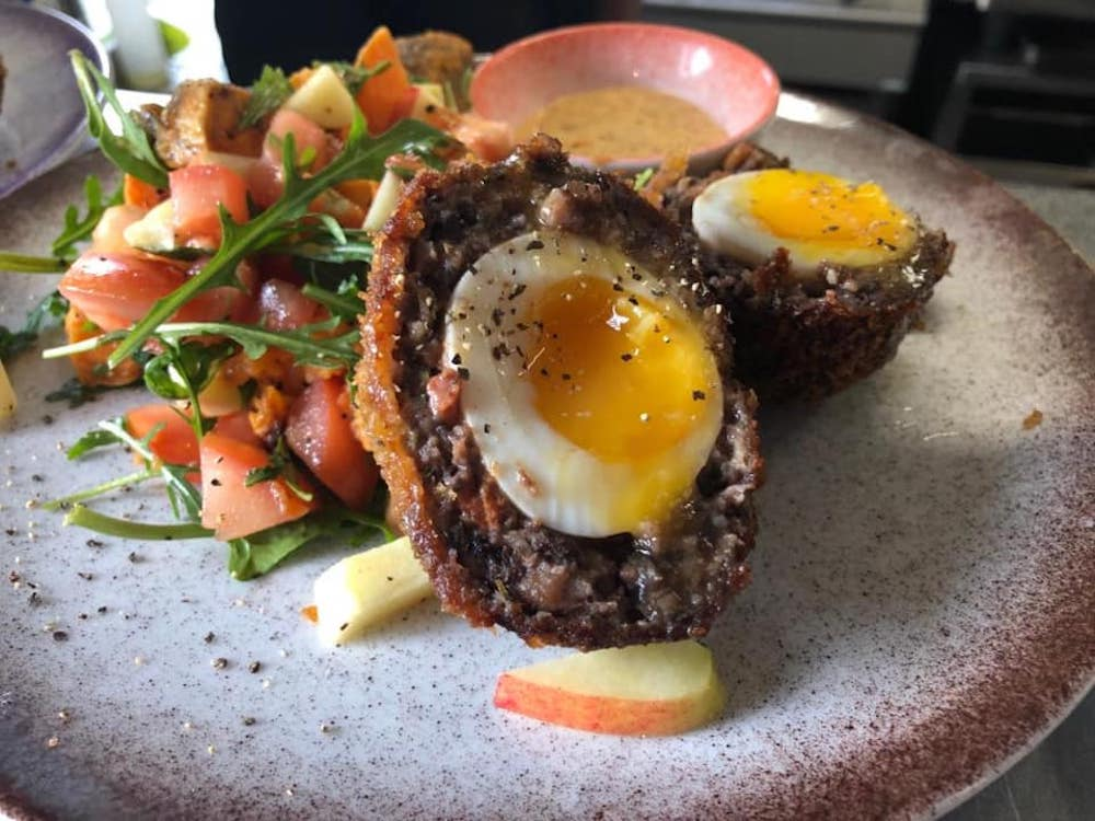 Dispensary Kitchen Scotch Egg