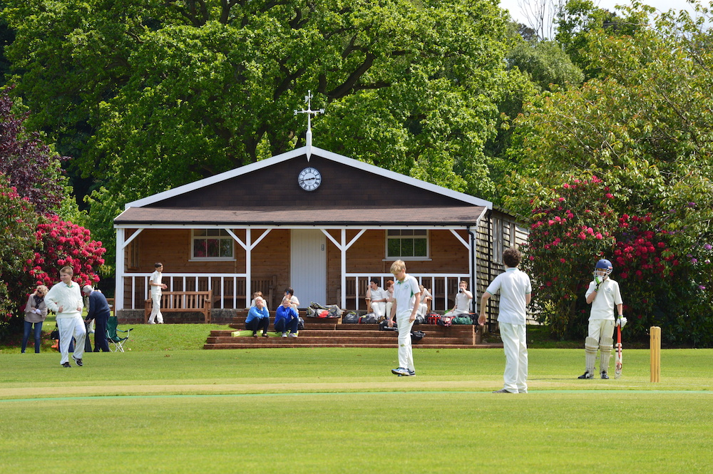 Highfield Cricket Pavilion