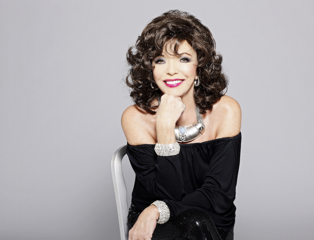 Joan Collins Anvil Arts