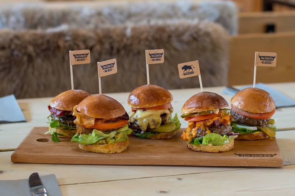 cow co tapnell farm burgers