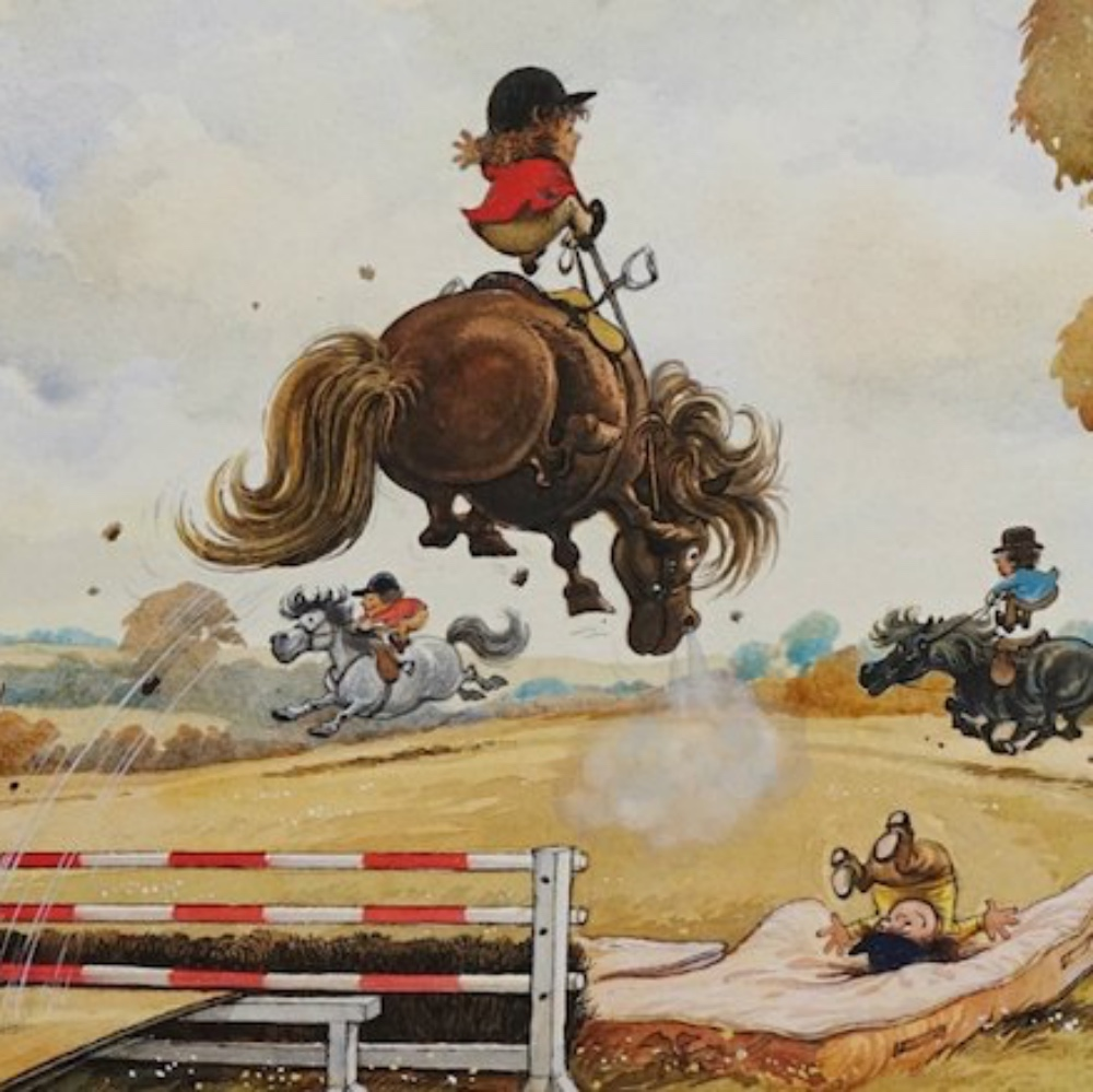 thelwell thumb