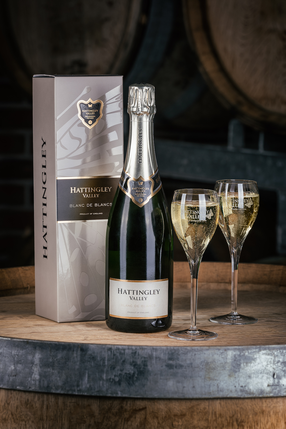 Hattingley Valley Blanc De Blancs © The Electric Eye Photography