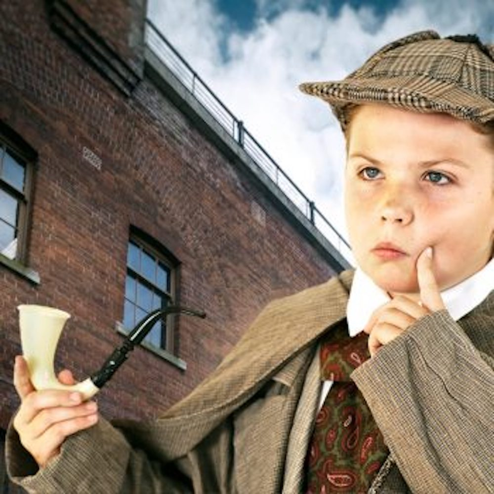 fort nelson sherlock holmes half term activities