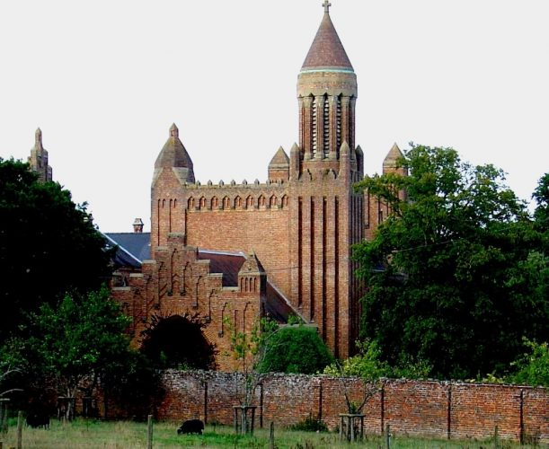 Quarr Abbey Brian Jenkins
