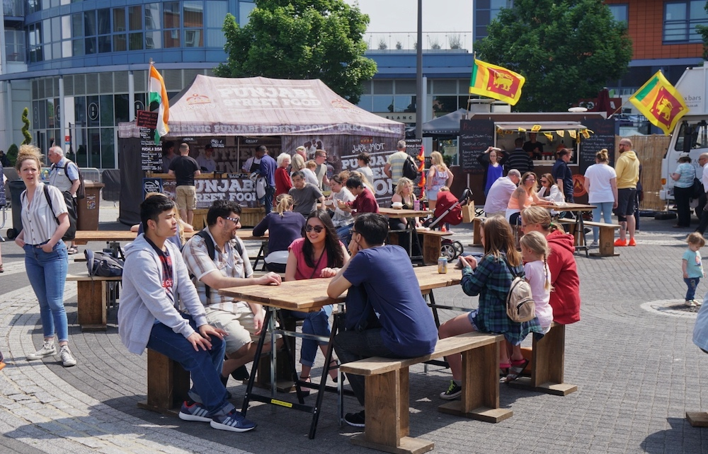 Gunwharf street food awards