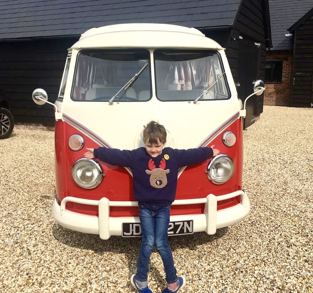 Happy Camper New Forest Safari Campers