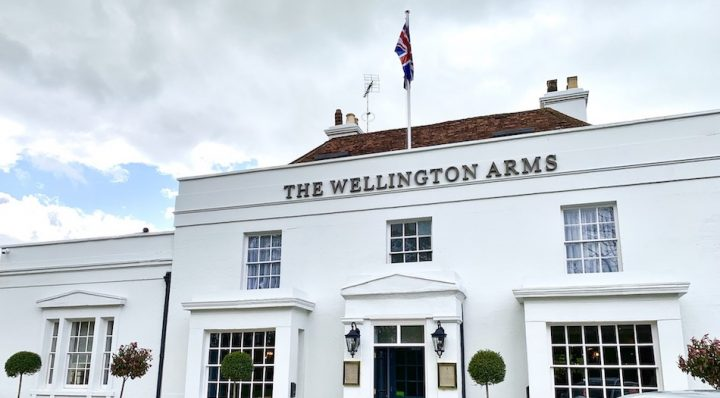 Wellington Arms Slide
