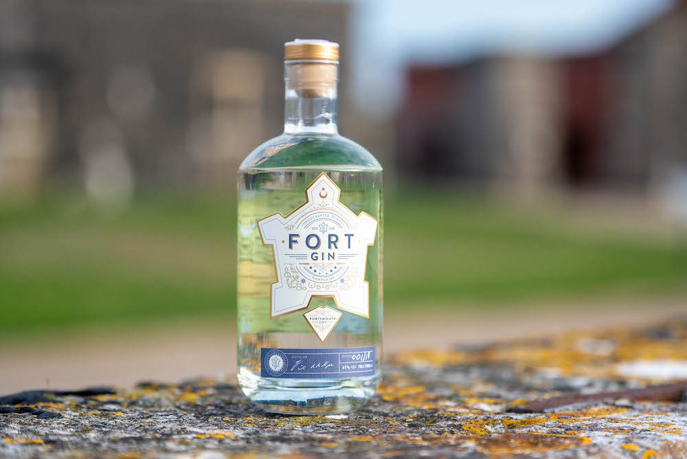 FORT GIN OUTSIDE