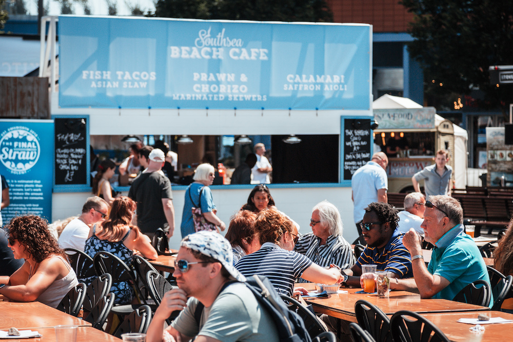 Portsmouth Seafood Festival 2018