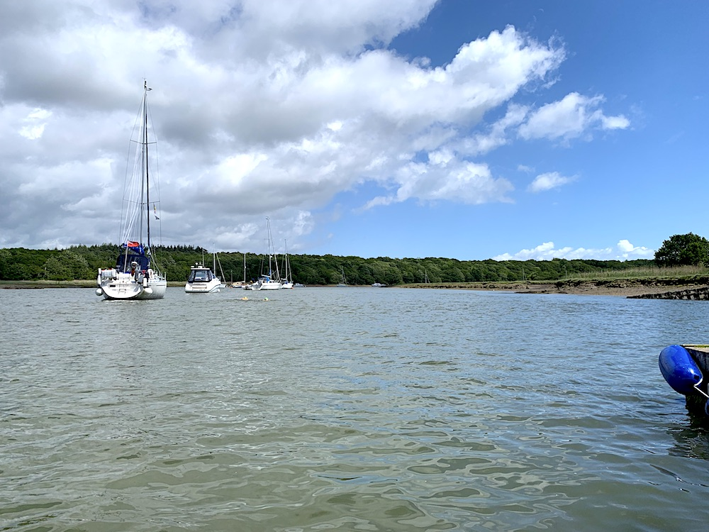 New Forest Activities beaulieu river