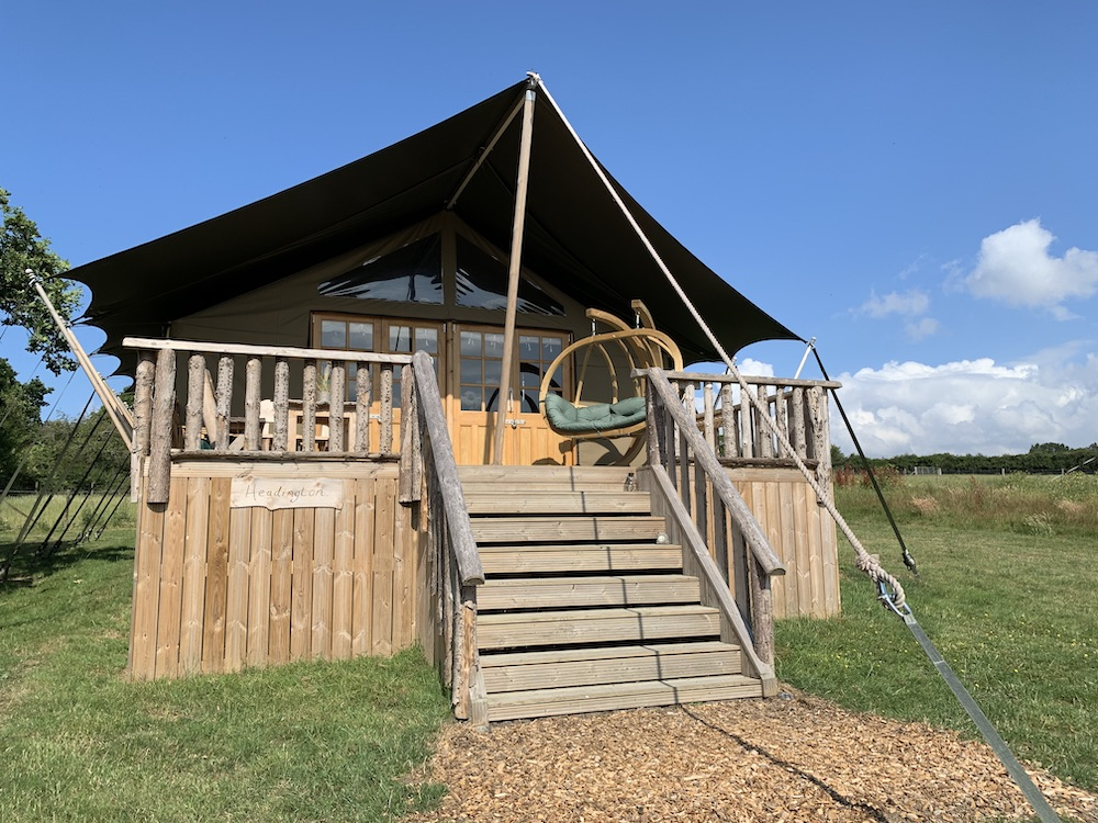Glamping IOW GUIDE