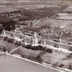 Royal Victoria Military Hospital in the 50s