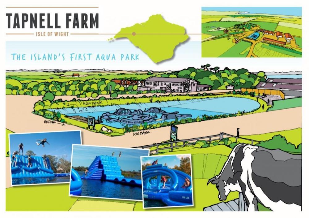 Tapnell Farm WAter Park