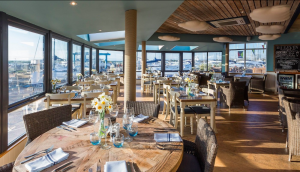 The Haven Bar and Bistro Lymington