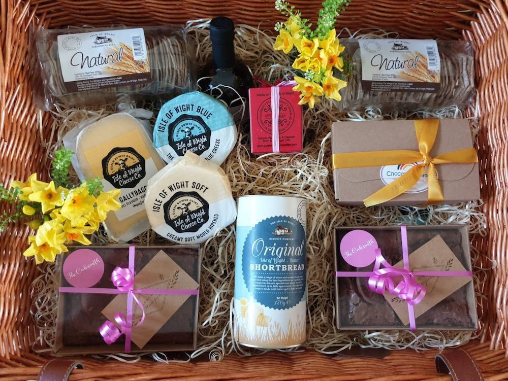 isle of wight hampers