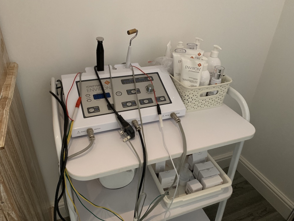 Environ Sonic Probe machine