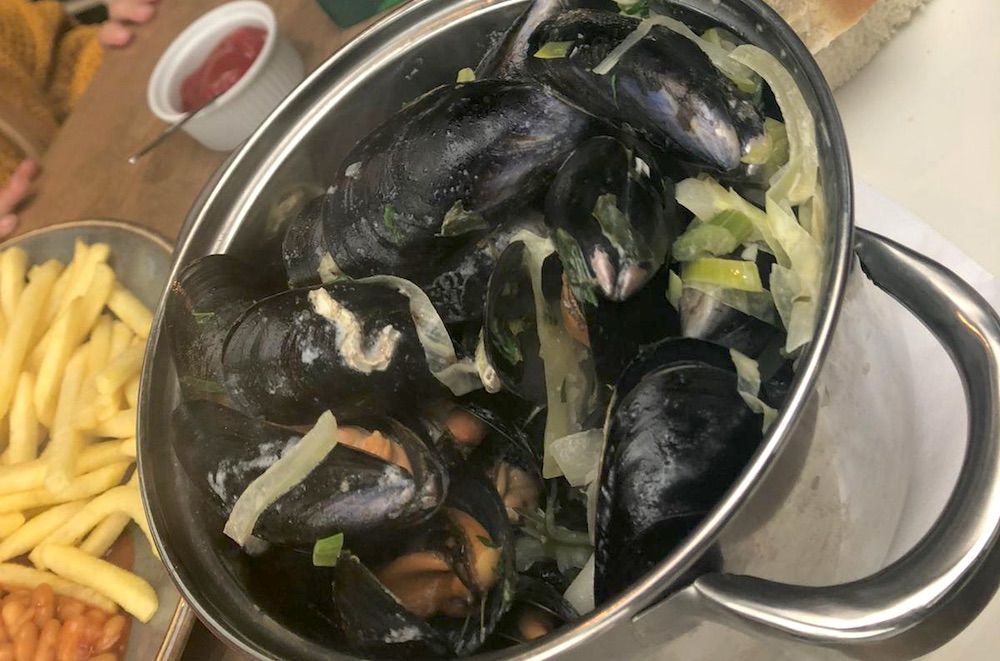 Haven Mussels