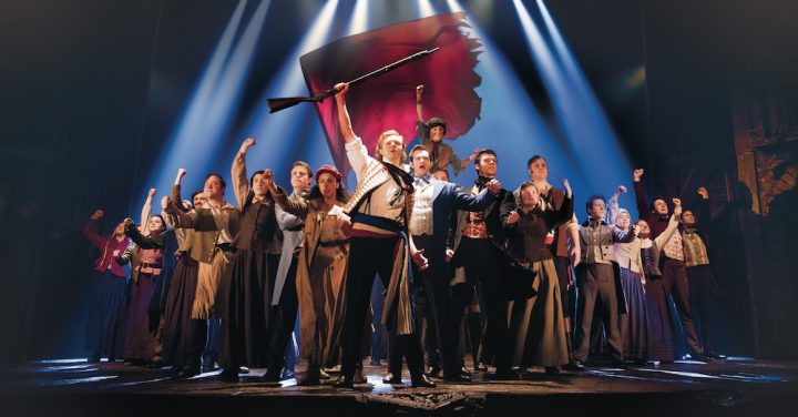 LES MISERABLES TOUR. One Day More. Photo Matthew Murphy