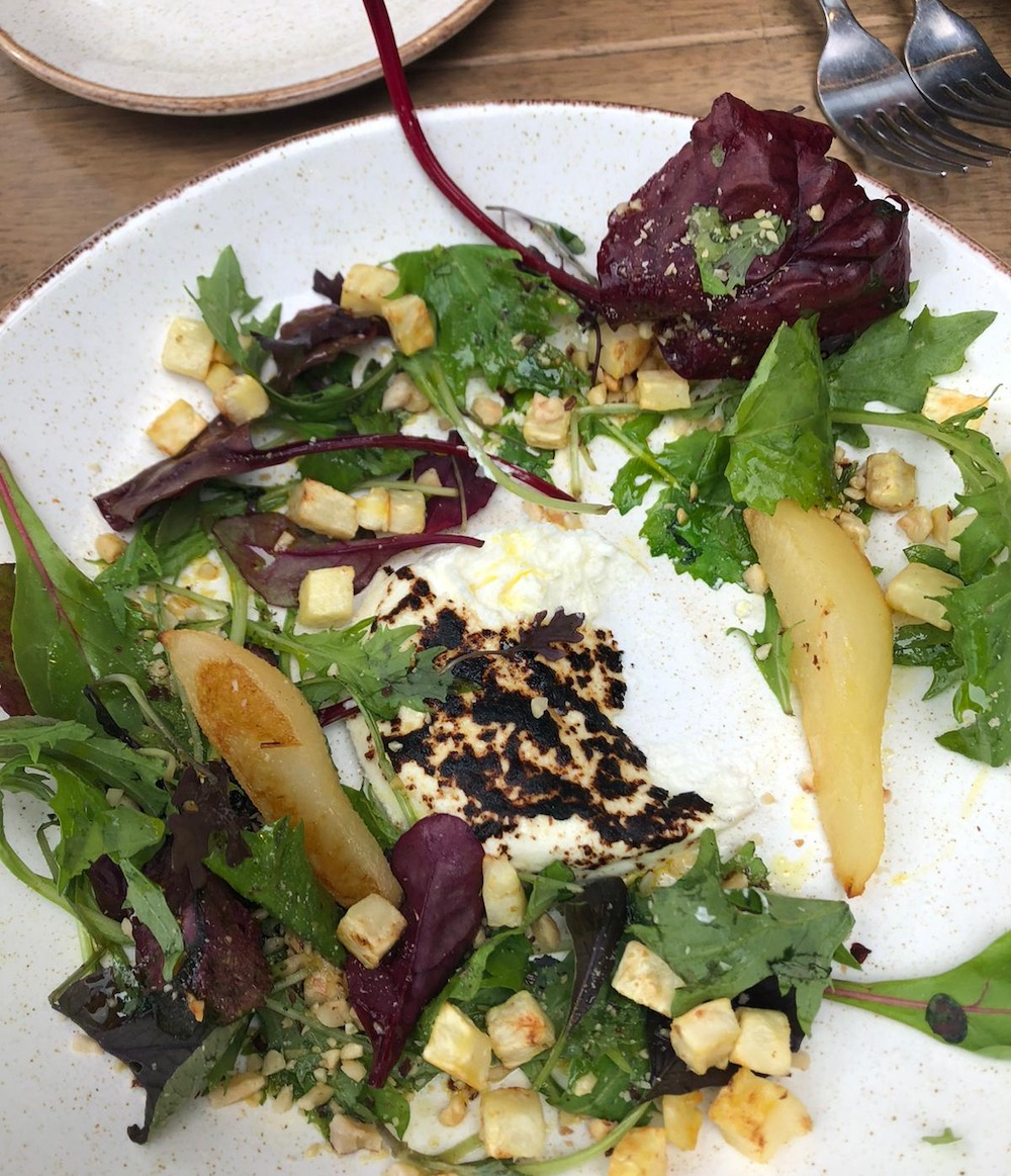 haven Pear Salad