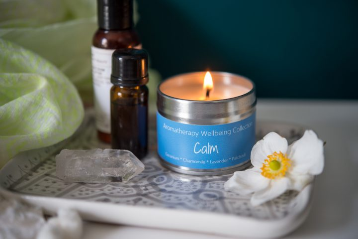 chilliwinter aromatherapy candle calm