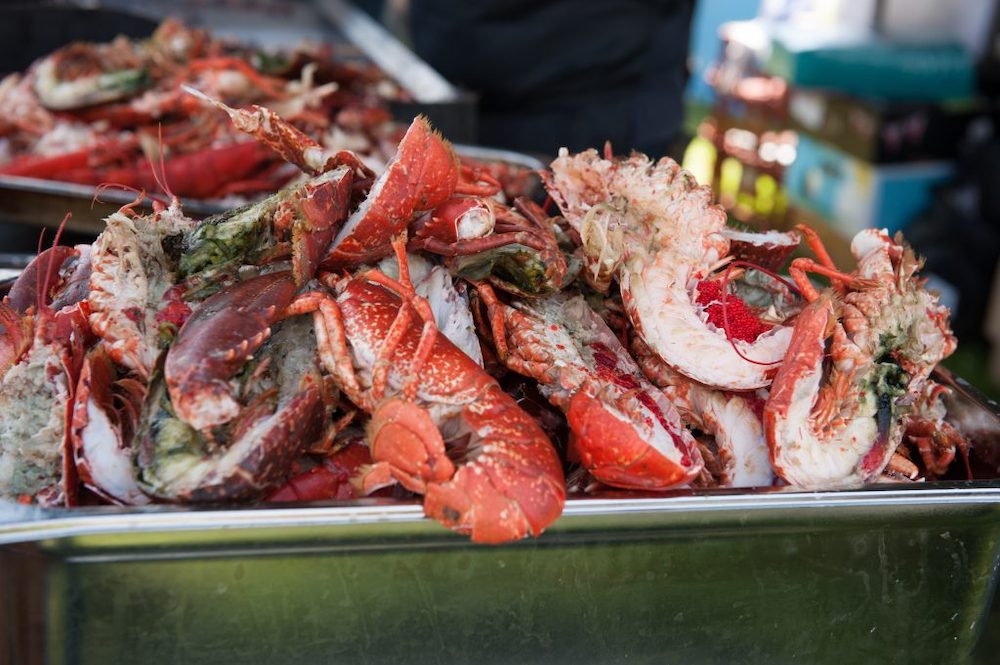 Lymington Seafood Festival What's on July Hampshire