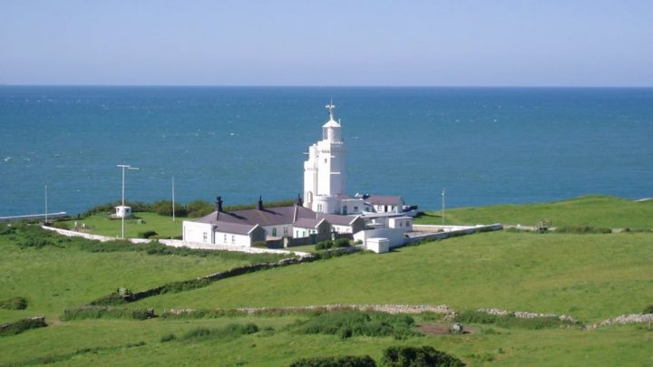 St Catherine's Lighthouse Isle of Wight