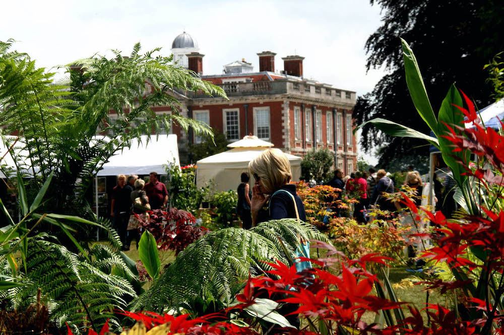 The Garden Show at Stansted Park, Rowland's Castle