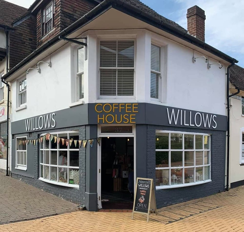 Willows Coffee House, Basingstoke