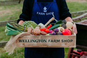Wellington Farm Shop